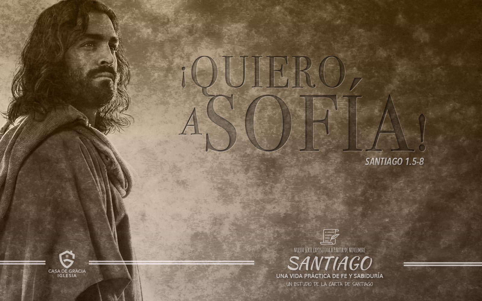 ¡Quiero a Sofía! | Iglesia Casa de Gracia