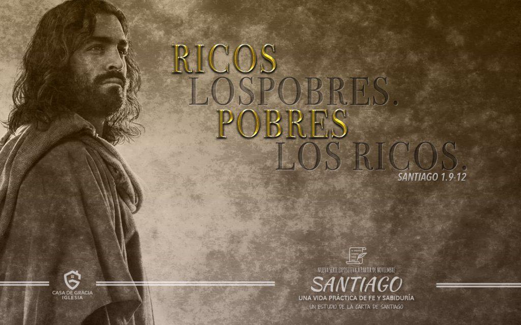 Ricos los pobres. Pobres los ricos. | Iglesia Casa de Gracia