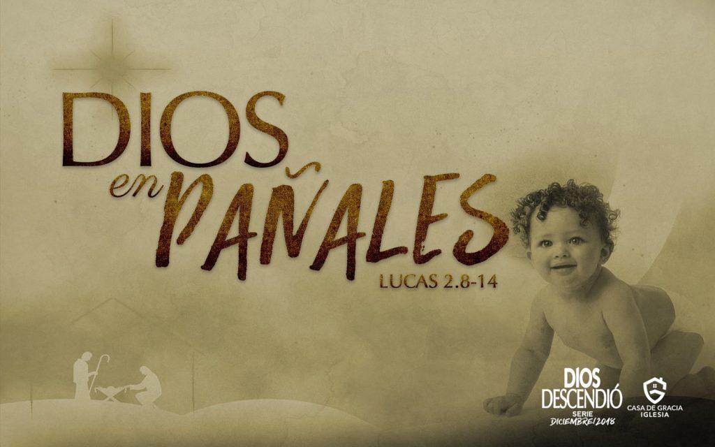 Dios en pañales | Iglesia Casa de Gracia