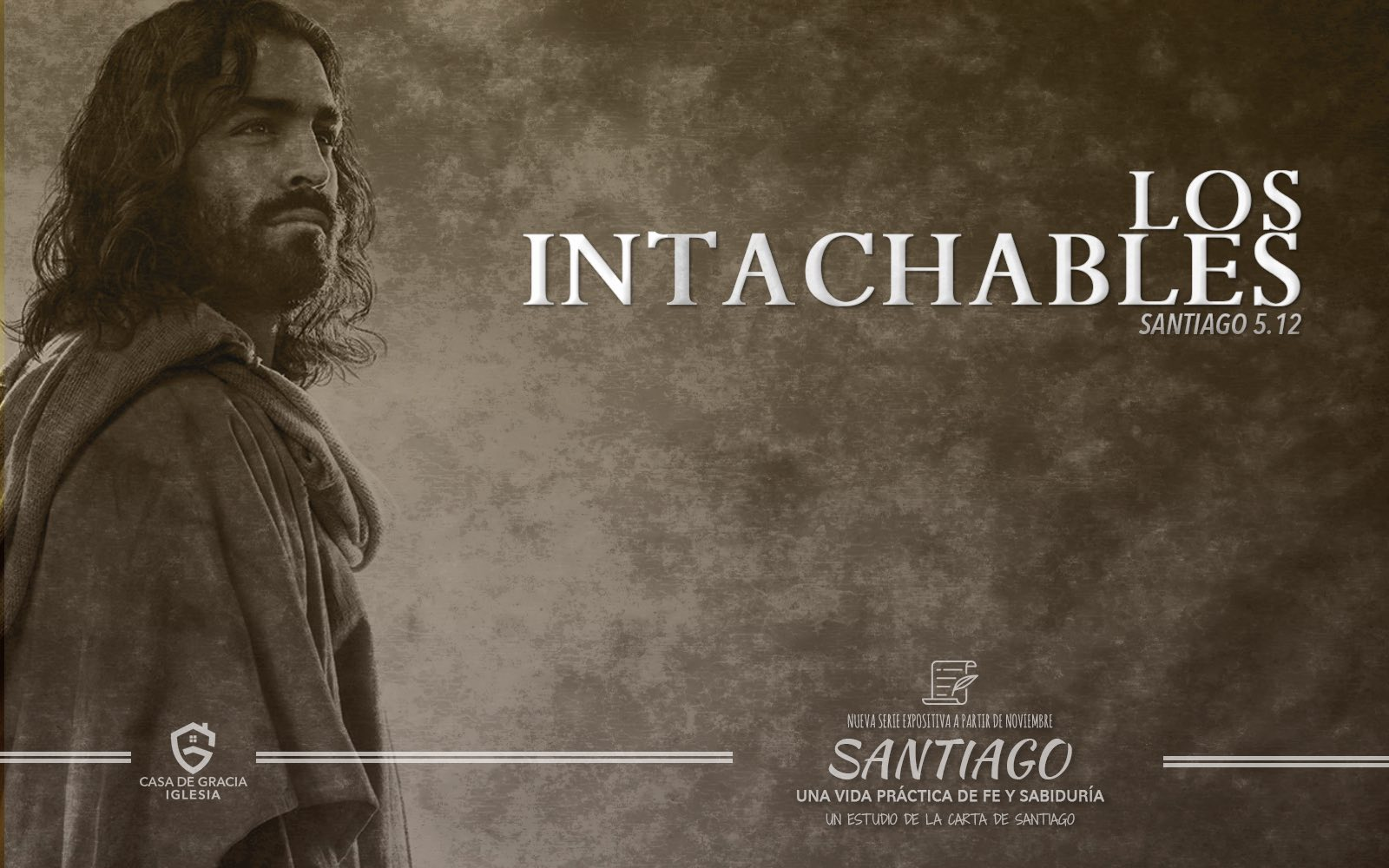 Los intachables - Iglesia Casa de Gracia